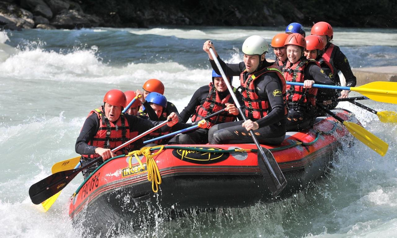 rafting breckenridge
