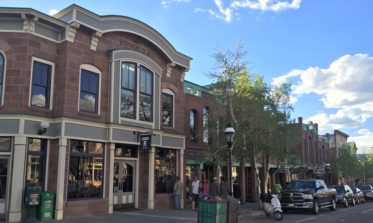 shopping breckenridge